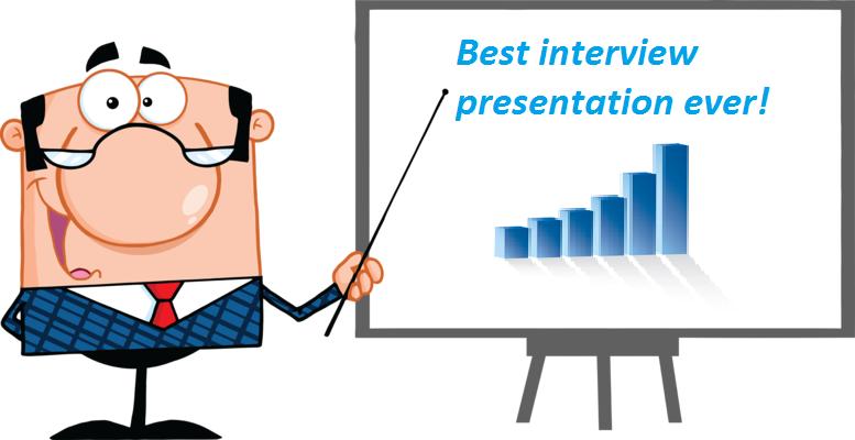 Presentation skills interview